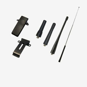 Radio Parts (two-way radios belt clip, antenna, etc.)